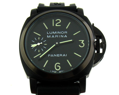 PANERAI LUMINOR MARINA BLACK -Ø 44mm